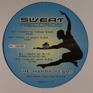 D HA - The Happy Years (DJ John Collins edits)