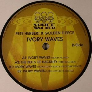 HERBERT, Pete/GOLDEN FLEECE - Ivory Waves