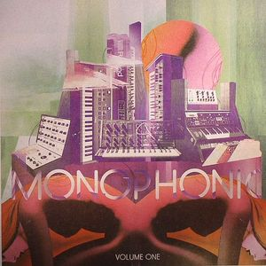 MEECHAM, Andy - Monophonic Volume One