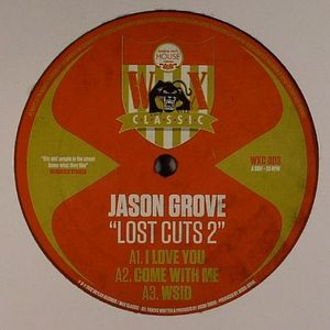 GROVE, Jason - Lost Cuts EP #2