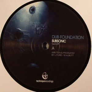 DUB FOUNDATION - Subsonic