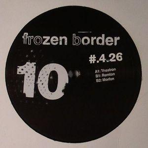 FROZEN BORDER - Frozen Border 10