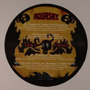 AQUASKY - Raise The Devil EP 2
