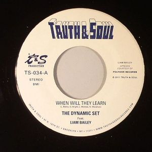 DYNAMIC SET, The/LIAM BAILEY - When Will They Learn