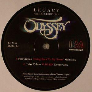 ODYSSEY - Legacy Remixes Edition 2