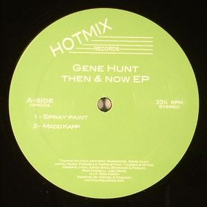 HUNT, Gene - Then & Now EP