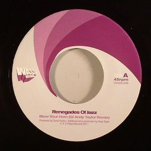 RENEGADES OF JAZZ - Blow Your Horn