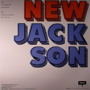 NEW JACKSON - The Night Mail EP
