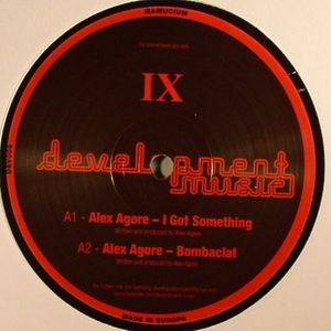 AGORE, Alex - I Got Something