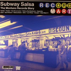 VARIOUS - Subway Salsa: The Montuno Records Story