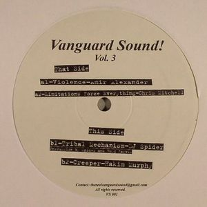 ALEXANDER, Amir/CHRIS MITCHELL/DJ SPIDER/HAKIM MURPHY - Vanguard Sound Vol 3