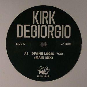 DEGIORGIO, Kirk - Divine Logic (remixes)