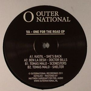 KASTIL/BEN LA DESH/TOMAS MALO - One For The Road EP