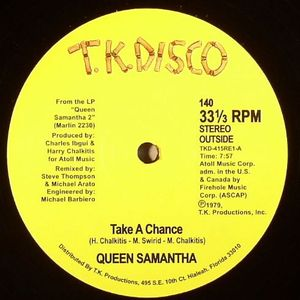 QUEEN SAMANTHA/MAD DOG FIRE DEPARTMENT - Take A Chance