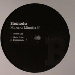 SHENODA - Mines Of Minolta EP