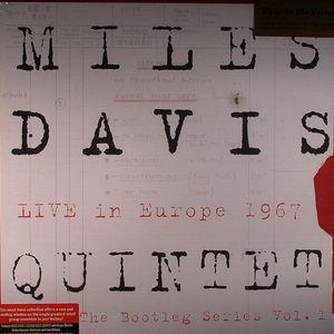 MILES DAVIES QUINTET - Live In Europe 1967: The Bootleg Series Vol 1