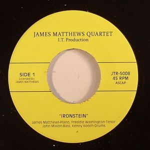 MATTHEWS TRIO, James - Ironstein