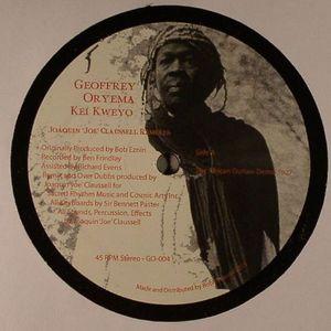 ORYEMA, Geoffrey - Kei Kweyo (Joaquin Joe Claussell remixes)