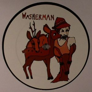 WASHERMAN - Kutz From The Basement EP