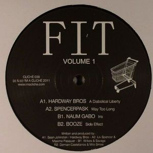 HARDWAY BROS/SPENCERPASK/NAUM GABO/BOOZE - Fit Volume 1