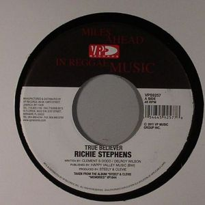 STEPHENS, Richie/CORNEL CAMPBELL - True Believer