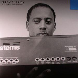 MADVILLAIN  aka MF DOOM/MADLIB - Madvillainy Instrumentals: Colour Sleeve Version