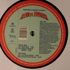 SOLVEIG, Martin/DRAGONETTE feat IDOLING - Big In Japan (remixes)