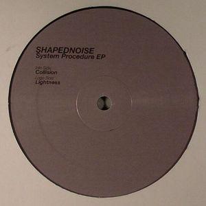 SHAPEDNOISE - System Procedure EP