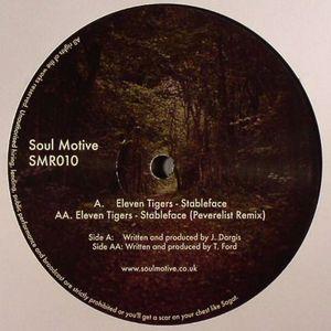 ELEVEN TIGERS - Stableface EP Pt 1 (Peverelist remix)