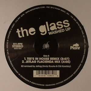 GLASS, The - Washed Up