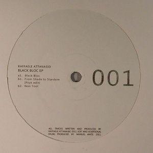 Cover art - Raffaele Attanasio: Black Bloc Remixes EP