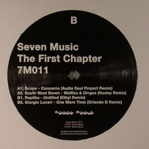 SCOPE/SOUTH WEST SEVEN/REPLIKA/GIORGIO LUCERI - The First Chapter