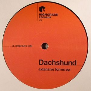 DACHSHUND - Extensive Forms EP