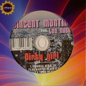 MARTINI, Vincent feat LEE RUSH - Dirty Girl