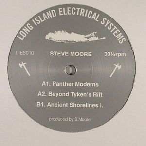 MOORE, Steve - Panther Moderns EP (Front Cover)