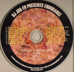 DJ JUS ED feat FRED P/DJ QU/TBK - Endurance