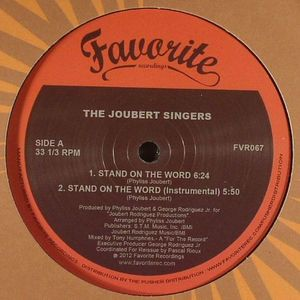 JOUBERT SINGERS, The - Stand On The Word