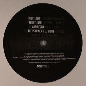 FRONTLINER/AUDIOFREQZ/THE PROPHET/DJ DURO - Scantraxx Sampler 22