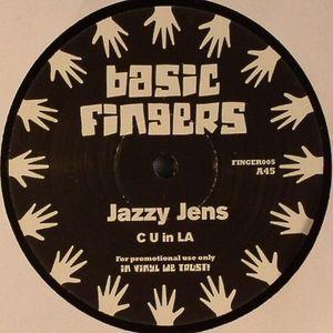 JAZZY JENS - C U In LA