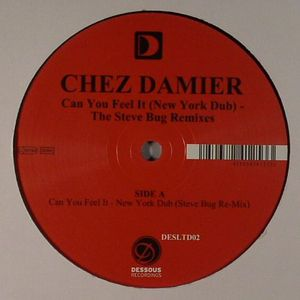 DAMIER, Chez - Can You Feel It (New York Dub)
