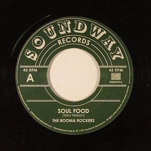 BOOMA ROCKERS, The - Soul Food