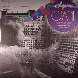 CIANI, Suzanne - Lixiviation 1969-1985