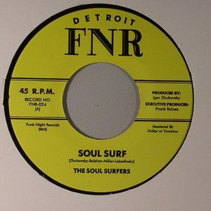SOUL SURFERS, The - Soul Surf