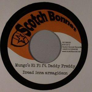 MUNGO'S HI FI feat DADDY FREDDY - Dread Inna Armagideon
