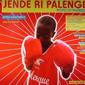 VARIOUS - Jende Ri Palenge: People Of Palenque