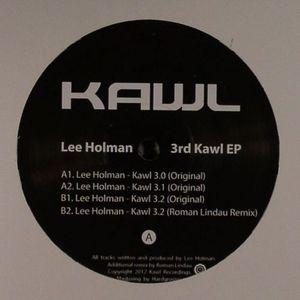 HOLMAN, Lee - 3rd Kawl EP