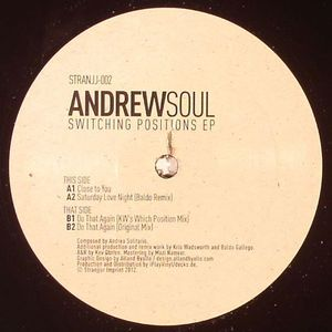 SOUL, Andrew - Switching Positions EP
