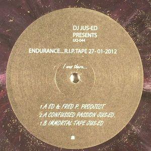 DJ JUS ED/FRED P - Endurance Part 1