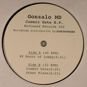 MD, Gonzalo - Cosmic Gate EP