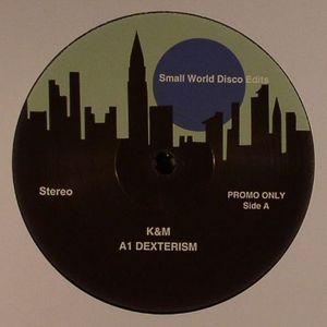 K & M - Small World Disco Edits 18